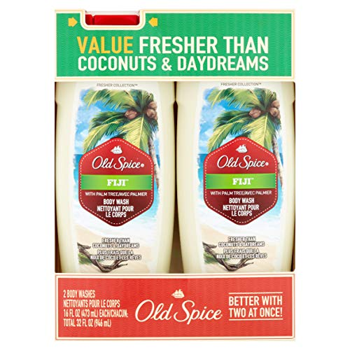Old Spice Fresher Collection Men
