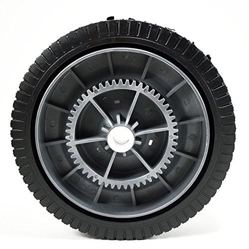 Ohio Steel 307011 Sweeper Replacement Wheel Assembly Lawn and Garden