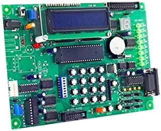 Microembedded Micro 8051-89x51RD2 Development Board for Buzzer and Relay
