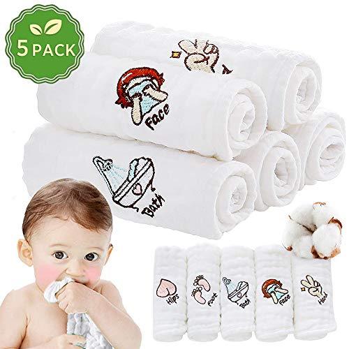 Muselinas Toallas para Bebés