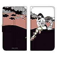 WHITENUTS majocco Xiaomi Mi 10 lite 5G XIG01 ケース 手帳型 薄型プリント手帳 野うさぎちゃんD (mj-009) TC-C1439820/LL