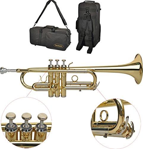 C- Trompete Marke Steinbach - der günstige Einstieg