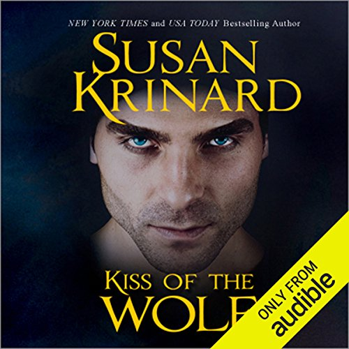 Kiss of the Wolf audiobook cover art