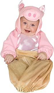 pig in a blanket baby costume