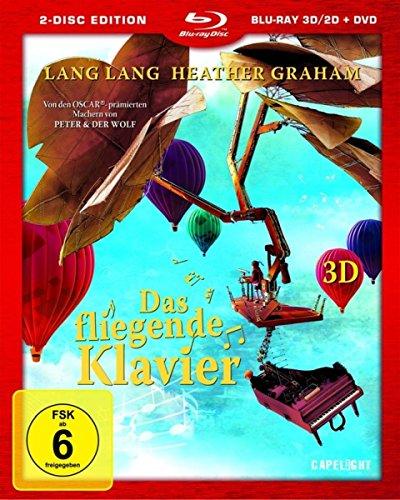 Das fliegende Klavier (inkl. 2D-Version) [3D Blu-ray]