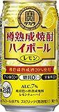 宝焼酎 レジェンドハイボール 〈レモン〉 350ml×24