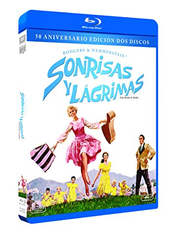 Sonrisas Y Lagrimas - Blu-Ray [Blu-ray]