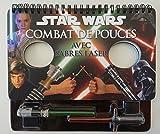 Star Wars, combat de pouces avec sabres laser