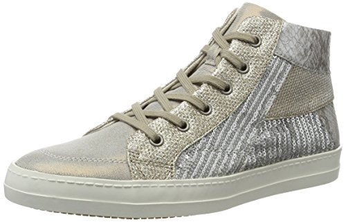 Tamaris Damen 25200 High-Top, Grau (Grey Comb 221), 38 EU