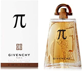 Givenchy Pi Eau De Toilette Spray 3.3 Oz/ 100 Ml for Men By Givenchy, 19 Fl Oz