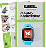 dipos I 6X Schutzfolie matt kompatibel mit XPLORA 3S Folie Bildschirmschutzfolie