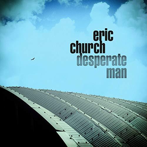 Desperate Man (Vinyl) [Vinyl LP]