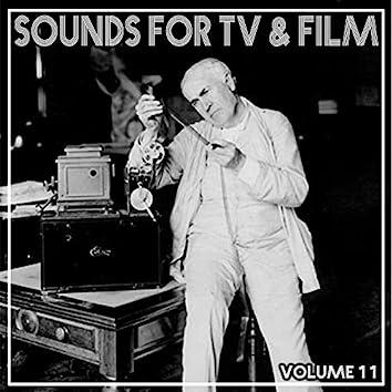 Sounds For TV & Film, Vol. 11
