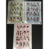 AKB48 クリファイル 2011 横浜アリーナー 3種セット