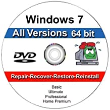 Best cd restore windows 7 Reviews