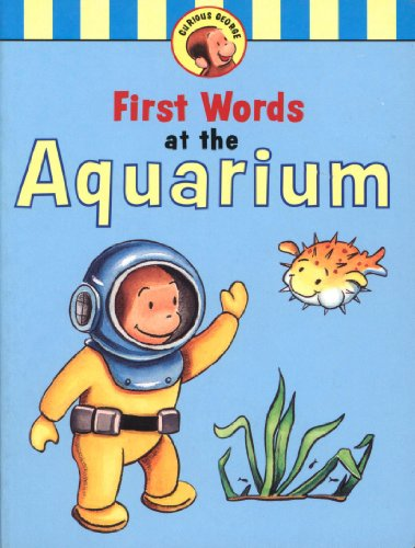 Curious George's First Words at the Aquarium (English Edition)