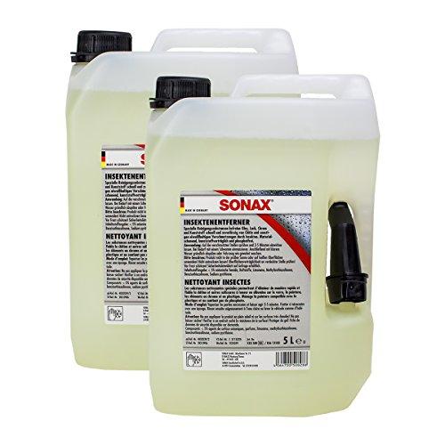 SONAX 2X 05335000 Insektenentferner 5L