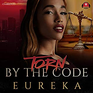 Torn by the Code audiobook cover art
