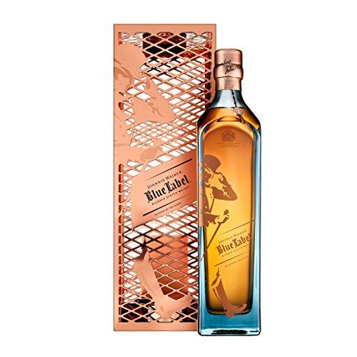 Johnnie Walker Blue Label Tom Dixon Capsule Series Blended Whisky (1 x 0.7 l)