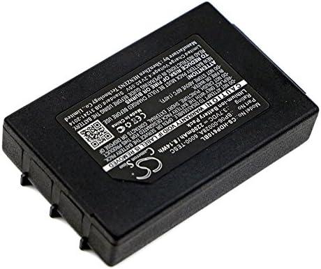 Battery for Part NO. 6000-BTSC, 6000-TESC, BP06-00028A, BP06-00029A, Honeywell Dolphin 6100, Dolphin 6110, Dolphin 6500