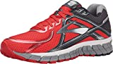 Brooks Men's Adrenaline GTS 16 Silver/ElectricBrooksBlue/Black 10.5 4E US