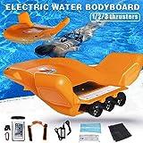 HUIGE Unterwasser Tauchscooter Elektrisches Surfbrett Wasser Propeller Scooter Für Stand Up Paddle...