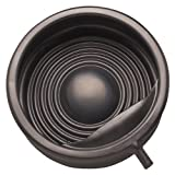 Scepter 03894 Black DP184 Drain Pan - 16 Quart Capacity
