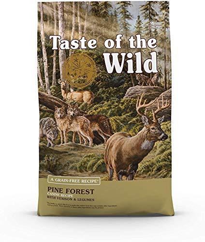 Taste Of The Wild pienso para perros con Venado asado 6 kg Pine Forest