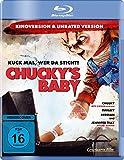 Chucky's Baby - Kuck mal, wer da sticht! (Kinoversion und Unrated Version) [Blu-ray]