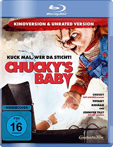 Chucky\'s Baby - Kuck mal, wer da sticht! (Kinoversion und Unrated Version) [Blu-ray]