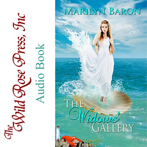 The Widows' Gallery audiobook cover art