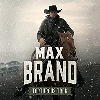 Torturous Trek audiobook cover art
