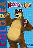 Masha y el Oso. Colorea (Hachette Infantil - Masha Y El Oso - Colorear)