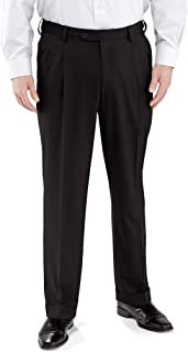 poly wool trousers