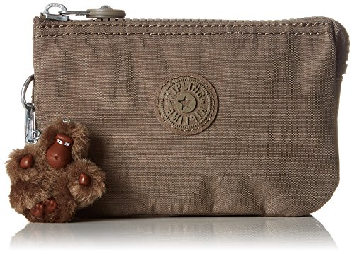 Kipling Creativity S - Borse a tracolla Donna, Marrone (True Beige),...