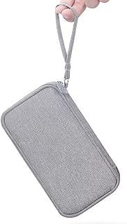 COAFIT Cable Organizer Portable Cable Storage Bag Travel Gadget Bag