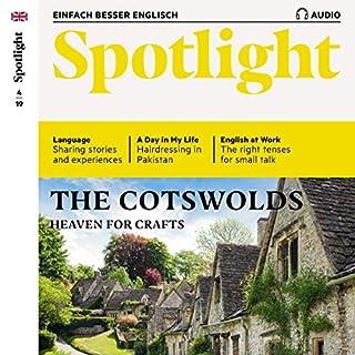 Spotlight Audio - The Cotswolds. 4/2019 Titelbild