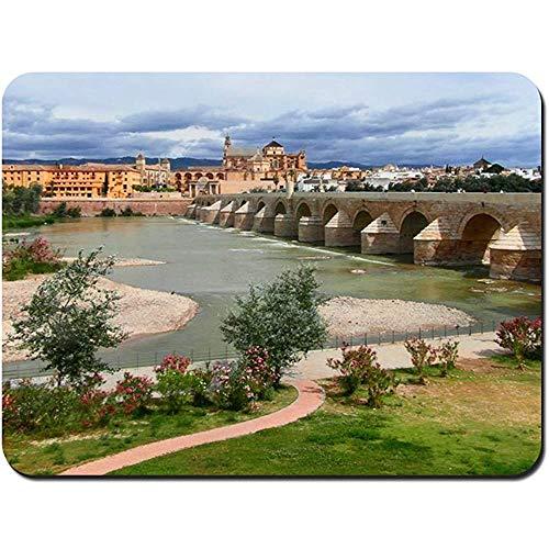 Alfombrilla de ratón Córdoba Andalucía España Alfombrilla de Goma