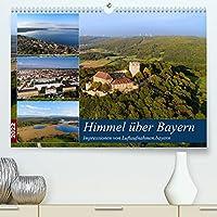 Himmel ueber Bayern (Premium, hochwertiger DIN A2 Wandkalender 2022, Kunstdruck in Hochglanz): Luftaufnahmen aus dem Freistaat Bayern (Monatskalender, 14 Seiten )