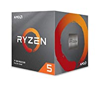 AMD Ryzen 5 3500 with Wraith Spire cooler 3.6GHz 6コア / 6スレッド 19MB 65W【国内正規代理店品】 100-100000050BOX