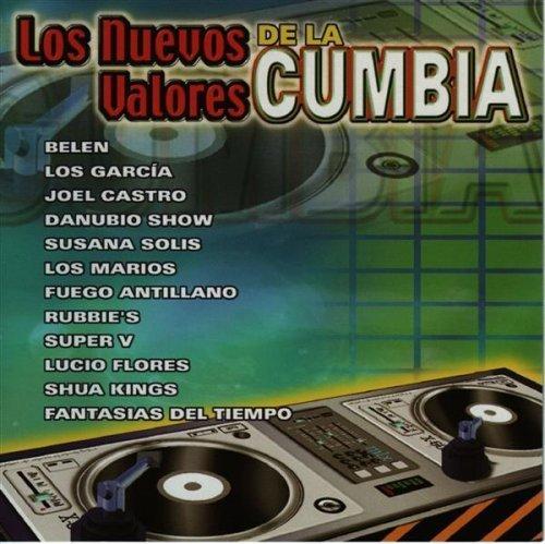 Los Nuevos valores de la Cumbia by Various Artists (2015-05-12)