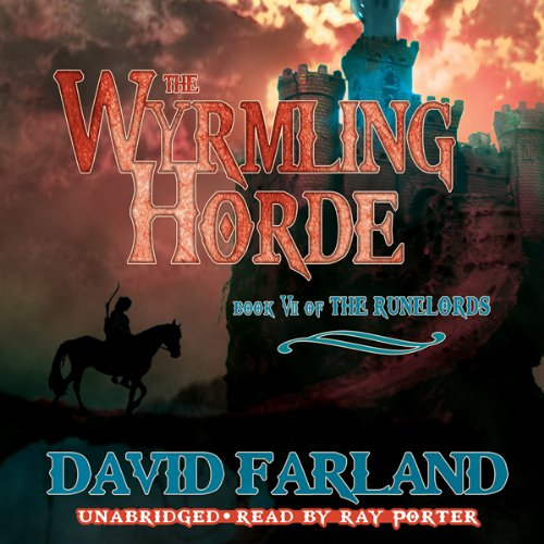 The Wyrmling Horde audiobook cover art