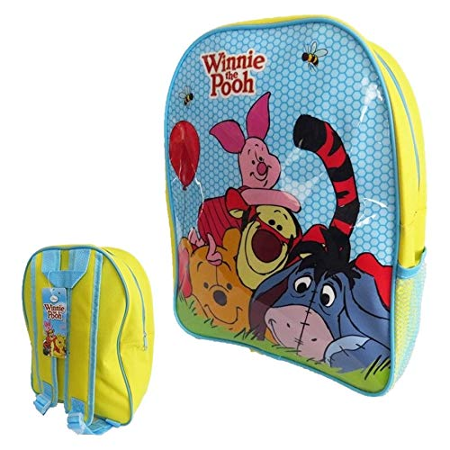 Templar Disney/Character Rucksack Backpack Back to School - Winnie The Pooh