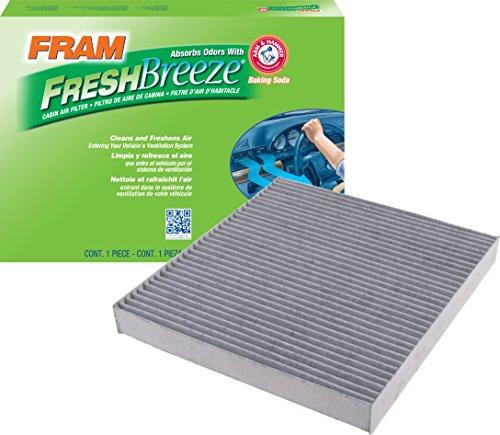 FRAM CF11183 Fresh Breeze Cabin Air Filter with Arm & Hammer