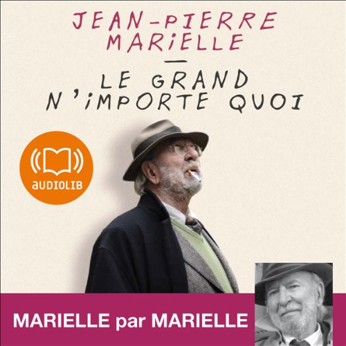 Le grand n'importe quoi audiobook cover art