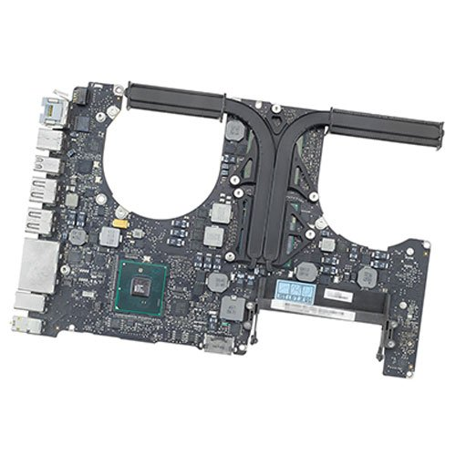 Odyson - Logic Board 2.4GHz Core i5 (i5-520M) Replacement for MacBook Pro 15' Unibody A1286 Mid 2010 (MC371LL/A)