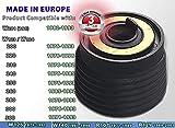[DTi 40] DoradoTuning Mozzo per Volante Boss Kit Adattatore Hub/Compatibile con◆ W201 ◆ W123 ◆ W124 ◆ W126 ◆ W140 ◆ R107 ◆ R129