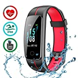 LATEC Fitness Tracker [Ultima Versione], Orologio Fitness Activity Tracker Smart Bracelet ...