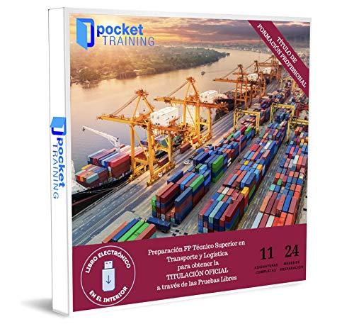 Pockettraining | Curso Online y Guía de Formación | Preparación FP Técnico SuperiorTécnico Superior en Transporte y Logística | Formación Profesional