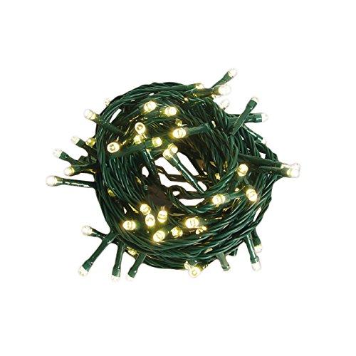 LEX | 700er LED Cluster-Lichterkette | 14m Beleuchtung für Innen- und Außenbereich | IP44
